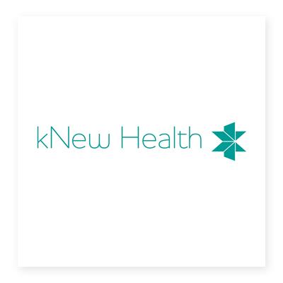 Logo đơn vị y tế kNew Health
