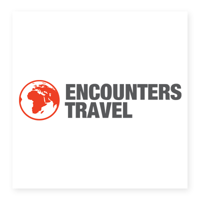 Logo du lịch Encounters Travel