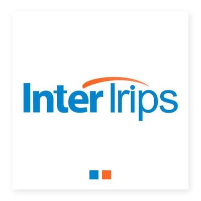 Logo du lịch Intertrips