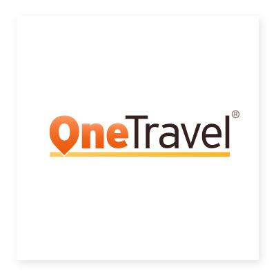 Logo du lịch OneTravel