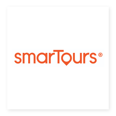 Logo du lịch Smartours