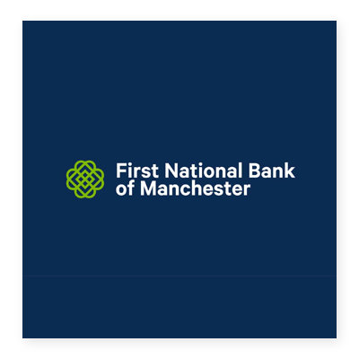 Logo First National Bank of Manchester