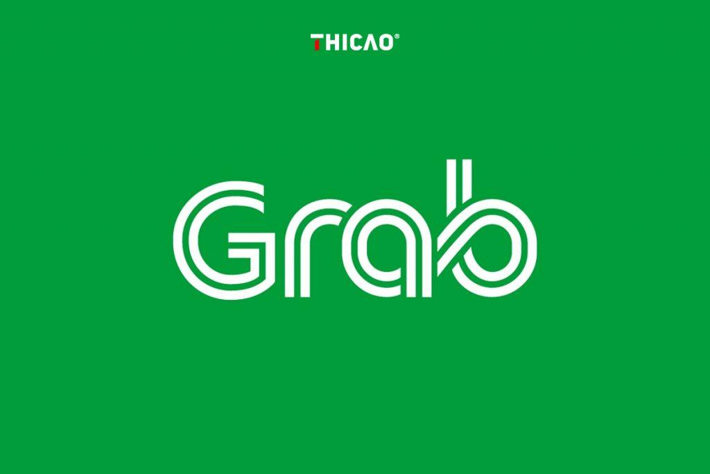 logo grab mới