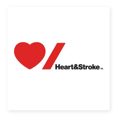 Logo Heart & Stroke