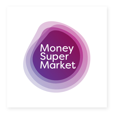 Logo Money Super Market