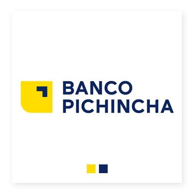 Logo ngân hàng Banco Pichincha