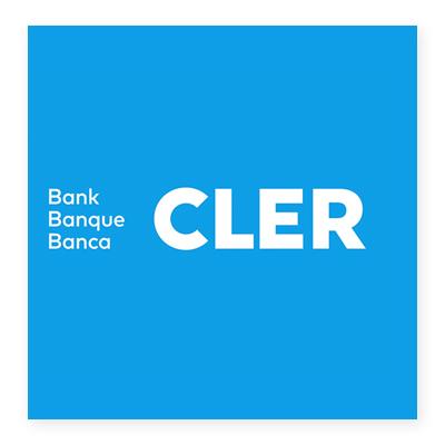 Logo ngân hàng Bank Cler