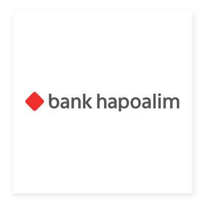 Logo ngân hàng Bank Hapoalim