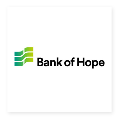 Logo ngân hàng Bank of Hope