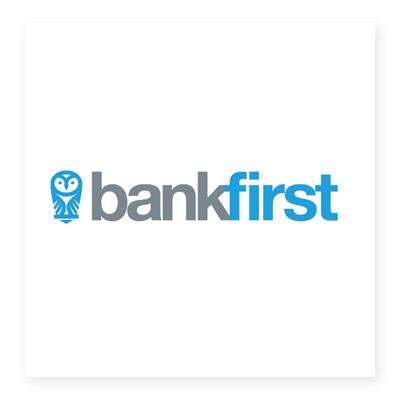 Logo ngân hàng bankfirst