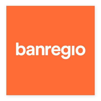 Logo ngân hàng Banregio