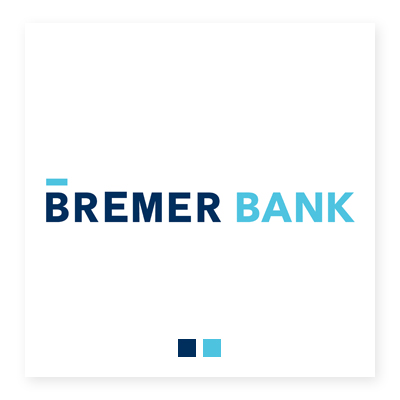 Logo ngân hàng Bremer Bank