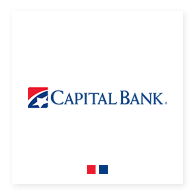 Logo ngân hàng Capital Bank
