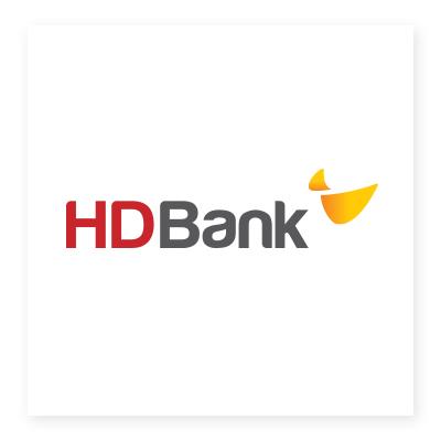 Logo ngân hàng HDBank