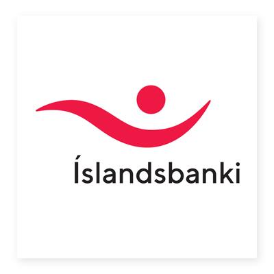 Logo ngân hàng islandsbanki