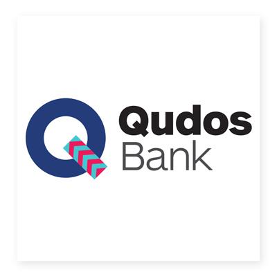 Logo ngân hàng Qudos Bank