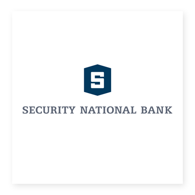 Logo ngân hàng Security National Bank