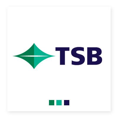 Logo ngân hàng TSB