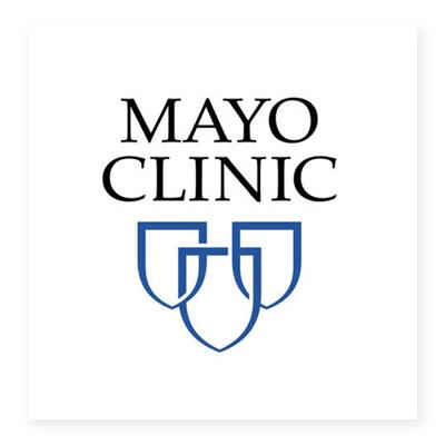 Logo phòng khám Mayo