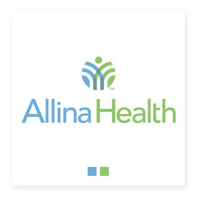 Logo sức khỏe Allina Health