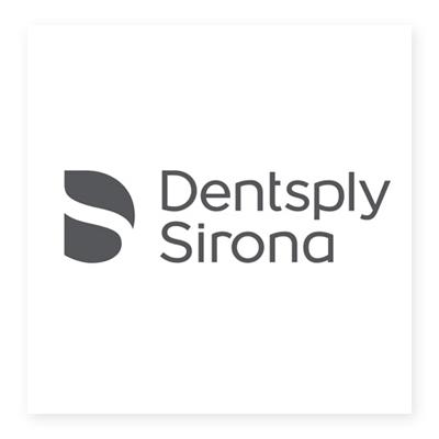 Logo sức khỏe Dentsply Sirona