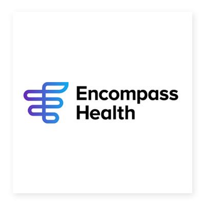 Logo sức khỏe Encompass Health