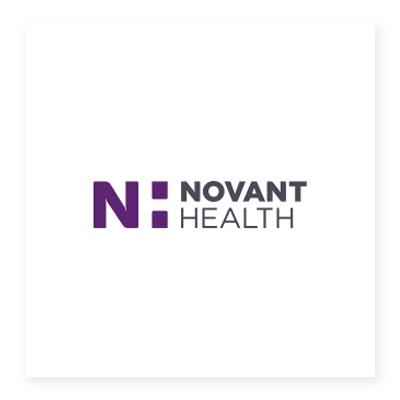 Logo sức khỏe Novant Health