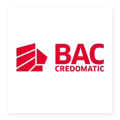 Logo tài chính BAC Credomatic