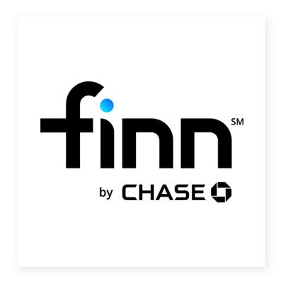Logo tài chính finn by Chase
