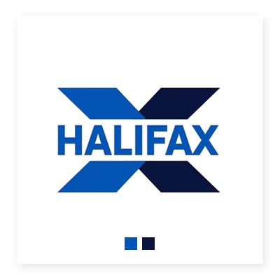 Logo tài chính Halifax
