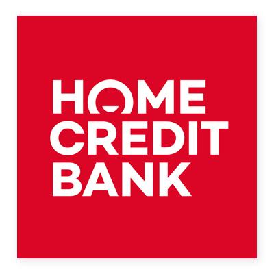 Logo tài chính Home Credit Bank