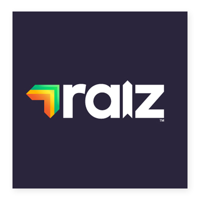Logo tài chính Raiz