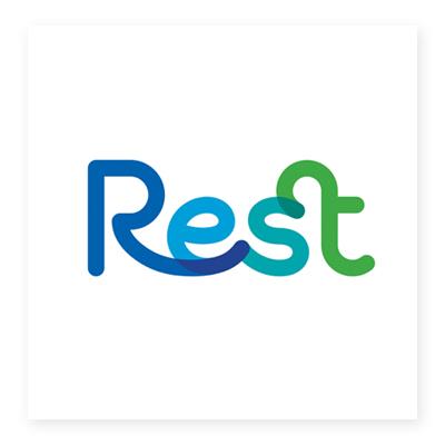 Logo tài chính Rest