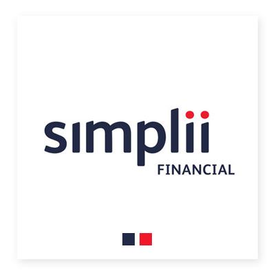 Logo tài chính Simplii Financial