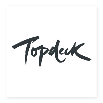 Logo Topdeck Travel