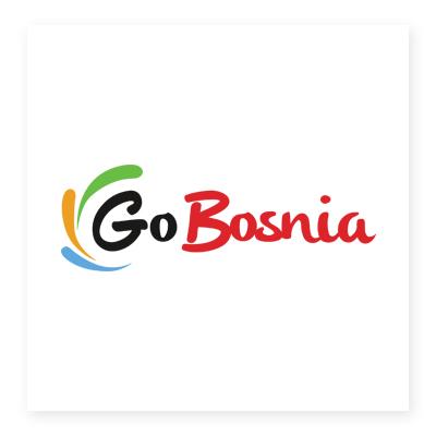 Logo tour du lịch Go Bosnia