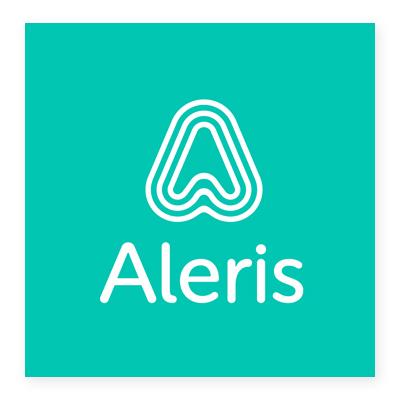 Logo y tế Aleris