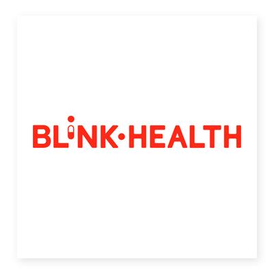 Logo y tế Blink Health