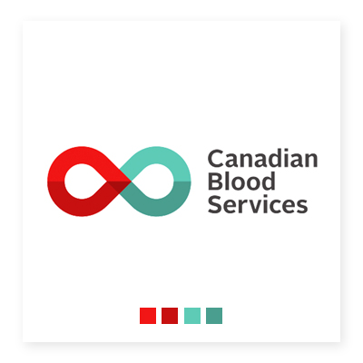 Logo y tế Canadian Blood Services