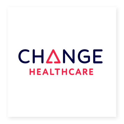 Logo y tế Change Health Care