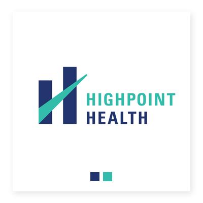 Logo y tế Highpoint Health