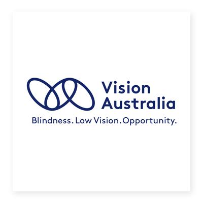 Logo y tế Vision Australia