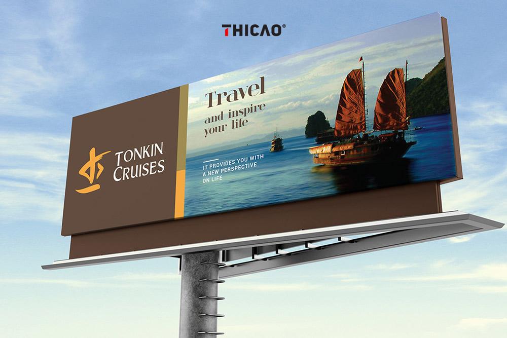 mẫu Logo du lịch đẹp