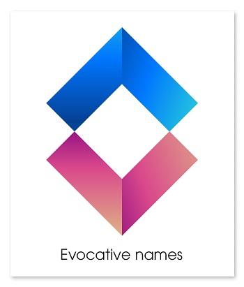 tên thương hiệu Evocative