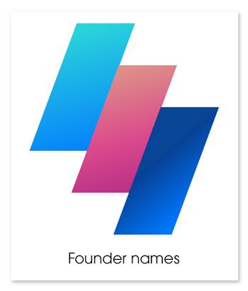 tên thương hiệu Founder