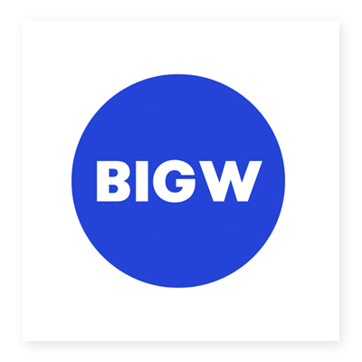 Logo bán lẻ BigW