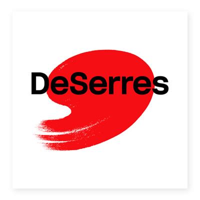 Logo bán lẻ Deserres