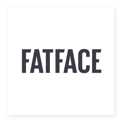 Logo bán lẻ FatFace
