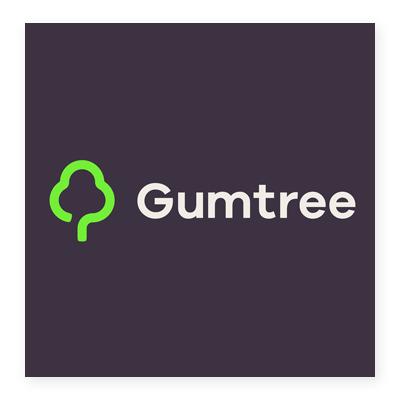 Logo bán lẻ Gumtree