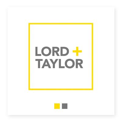 Logo bán lẻ Lord Taylor